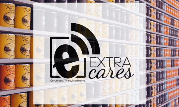 eParisExtra canned food drive takes off || eExtra Cares