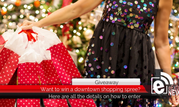 Want to win a $500 downtown shopping spree? || Here's how to enter