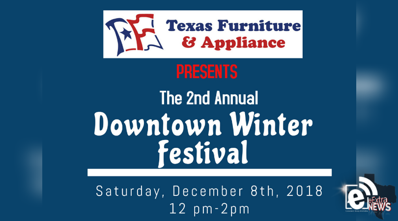 Downtown Winter Festival set for Saturday, Dec. 8, 2018