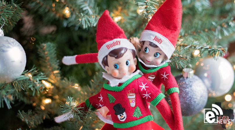 Enter your Elf on the Shelf shenanigans photo to win a combined $500 shopping spree downtown