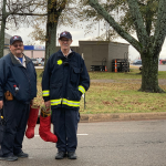Help Paris paramedics raise money for Lamar County residents in need || Fill-the-boot
