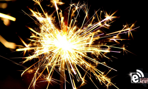 Fireworks enthusiasts can bring in the new year with a bang