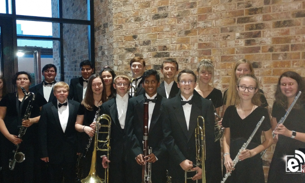 North Lamar students named to Freshman All-Region Band