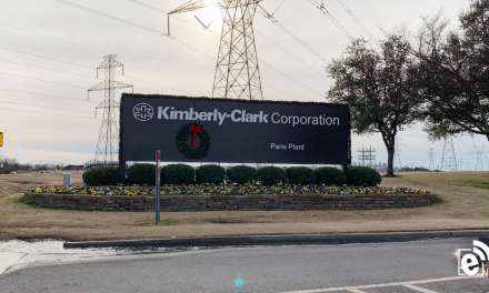 First responders on scene after industrial accident at Kimberly Clark