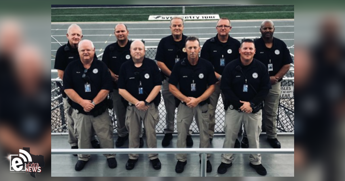 Meet the team protecting students and staff at Paris ISD