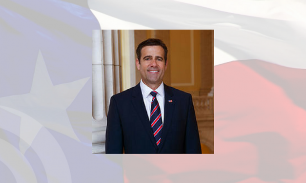 Rep. John Ratcliffe votes for $5.7 billion wall funding || Regional news