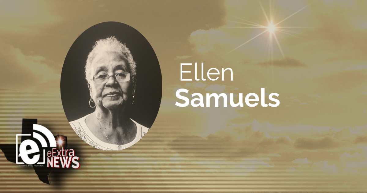 Ellen Samuels of Lamar County, Texas
