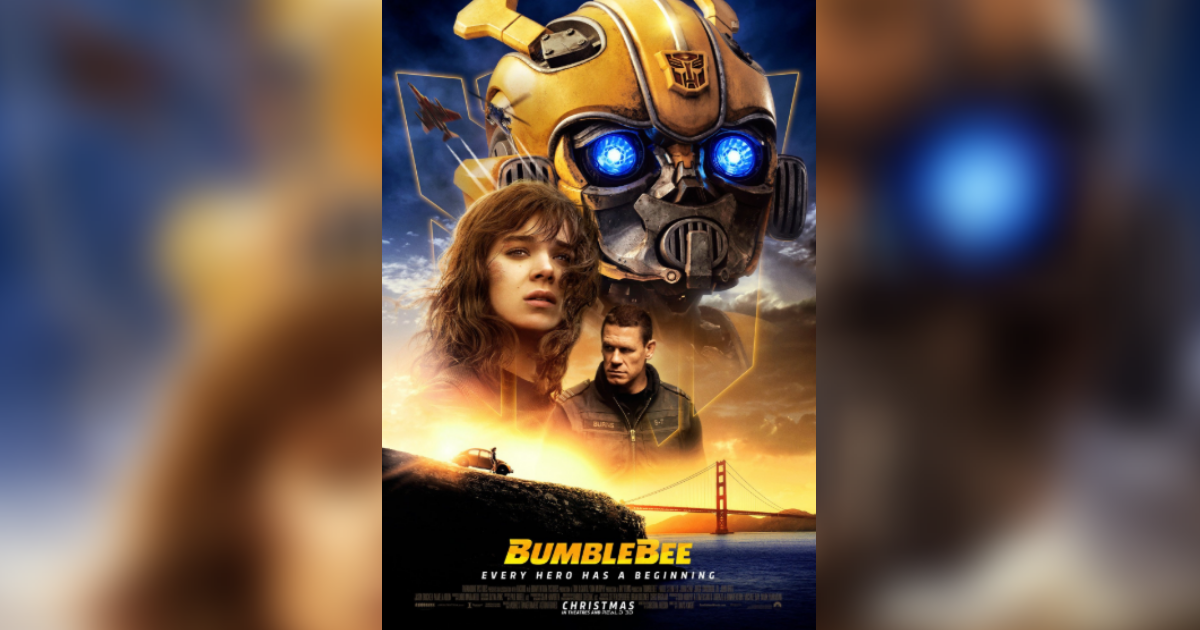 'Bumblebee' || Movie review by Nick Murillo