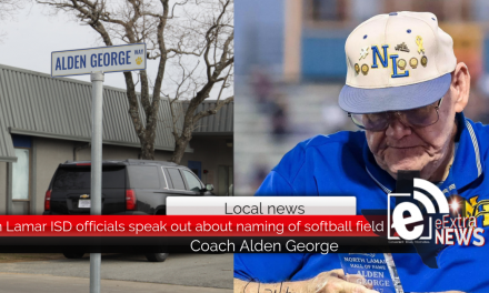 North Lamar ISD officials speak out about naming of softball field