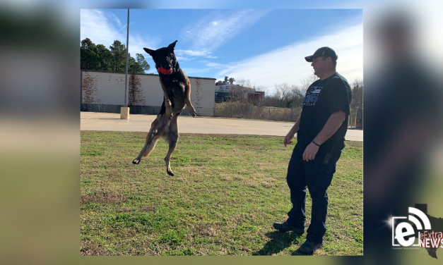 Meet K-9 Cupa and Officer Padier || Law Enforcement Appreciation Day