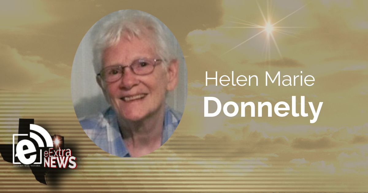 Helen Marie Donnelly of Pittsburg, Texas