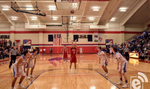 Prairiland hosts Chisum for buzzer beater win