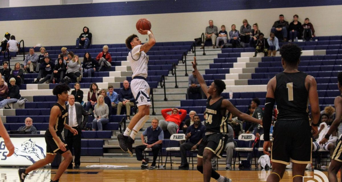 Paris charges past Pittsburg