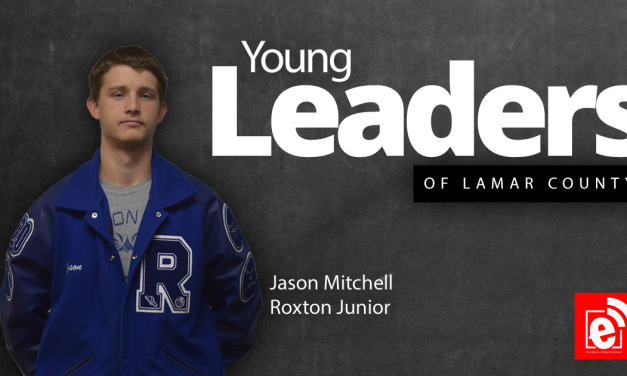 Young Leaders of Lamar County || Jason Mitchell