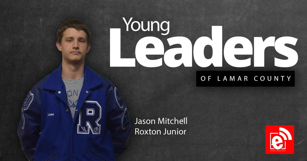 Young Leaders of Lamar County    Jason Mitchell