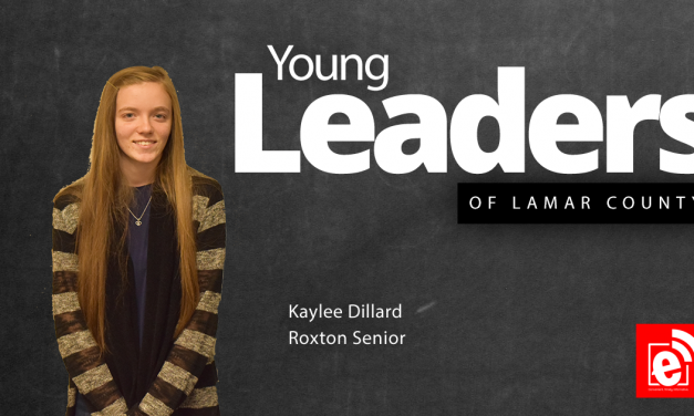 Young Leaders of Lamar County || Kaylee Dillard