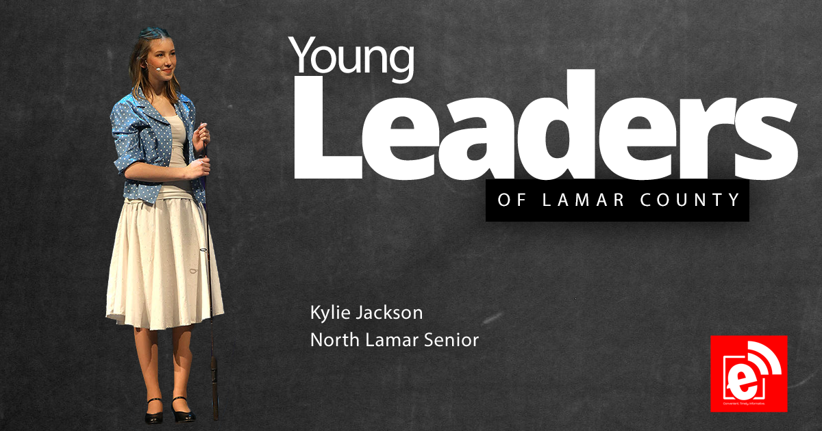 Young Leaders of Lamar County || Kylie Jackson