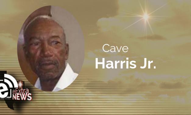 Cave Harris Jr. of Detroit, Texas