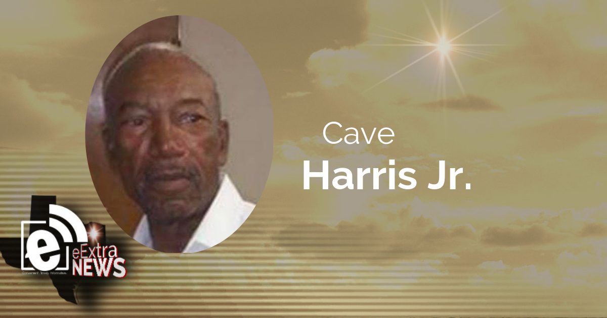 Cave Harris Jr. of Detroit, Texas