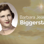 Barbara Jean O'Dea Biggerstaff of Paris, Texas