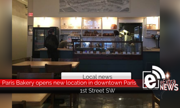 Paris Bakery opens new location in downtown Paris, Texas