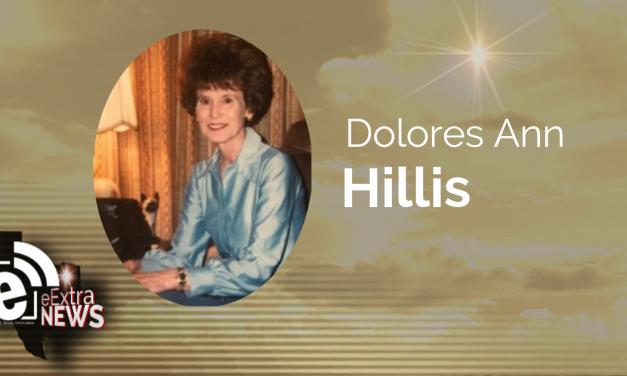 Dolores Ann Hillis of Powderly, Texas