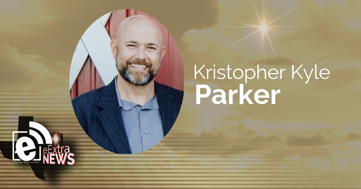 Kristopher Kyle Parker of Paris/Frisco, Texas