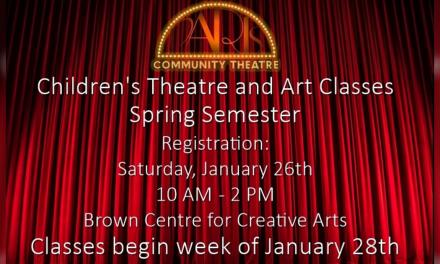 Paris Community Theatre: Children's theater and art classes