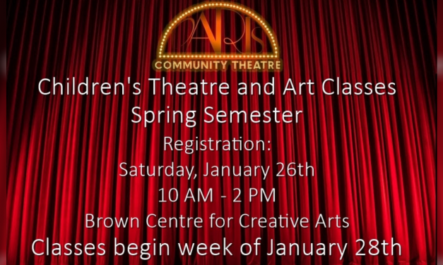 Paris Community Theatre: Children's theater and art classes