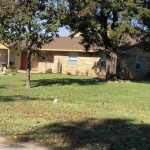 Four bedroom home for sale in Reno, Texas    $248,000