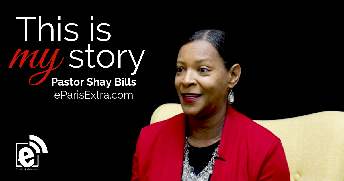 Pastor Shay Bills || This is my story