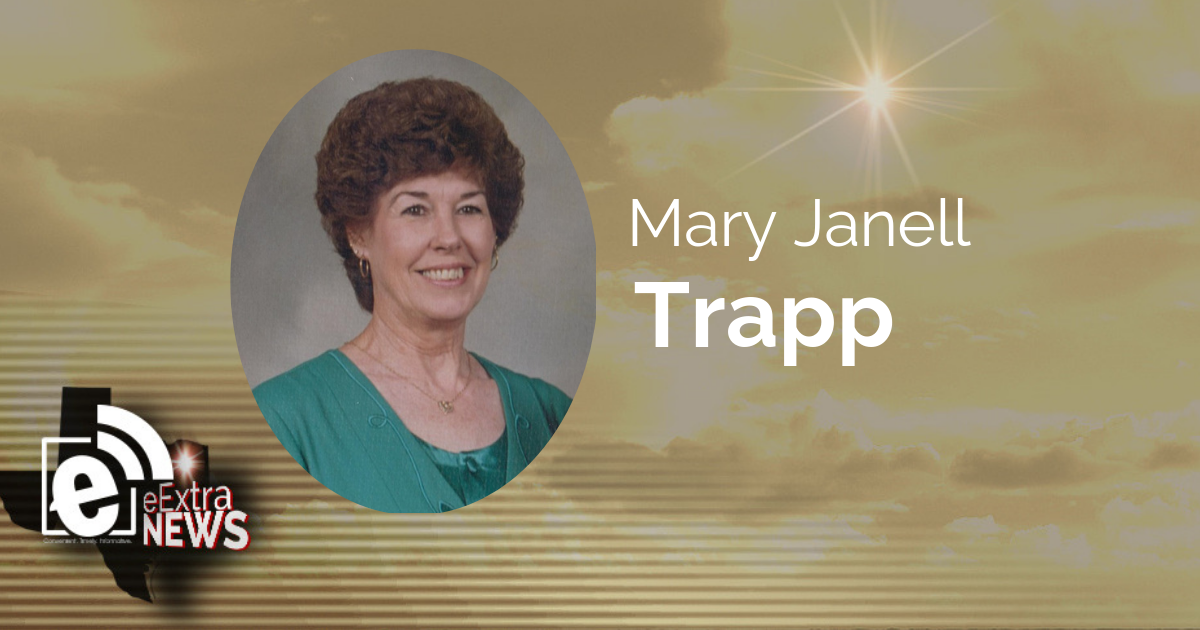 Mary Janell Trapp of Paris, Texas