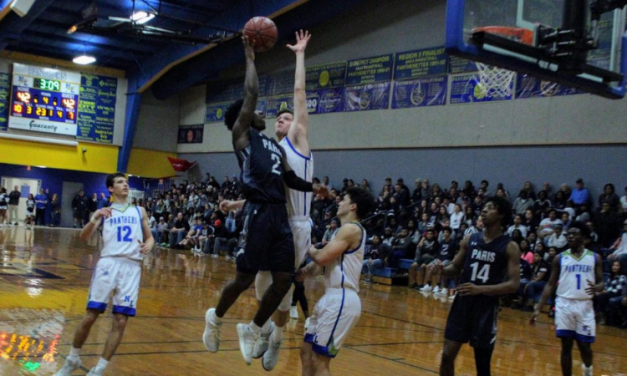 Paris takes down North Lamar in thrilling overtime game