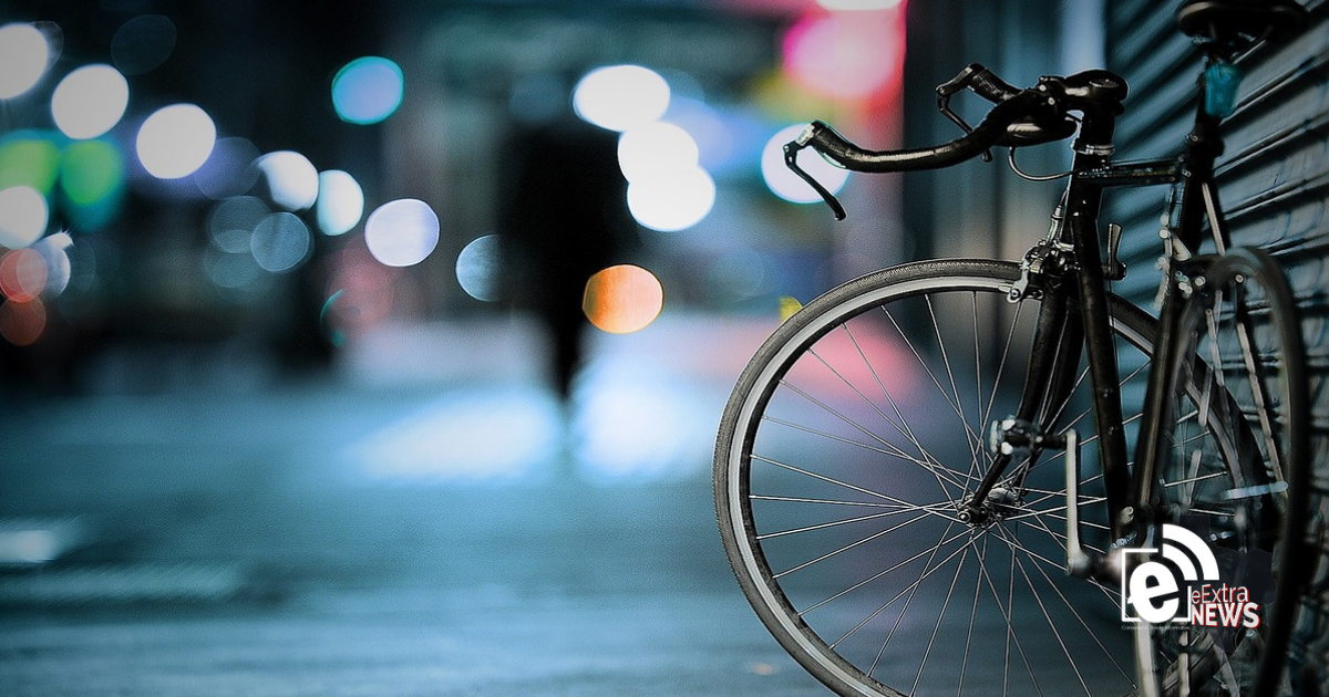 Bicycle theft happens, register your bike with the Paris Police Department