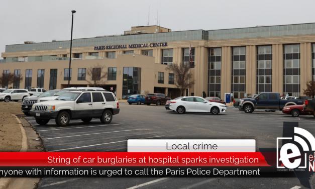 String of car burglaries at hospital sparks investigation
