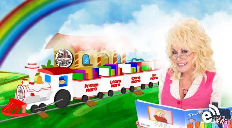 Dolly Parton's Imagination Library is available in Paris