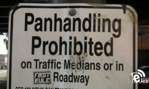 Local woman starts petition to end panhandling in Paris