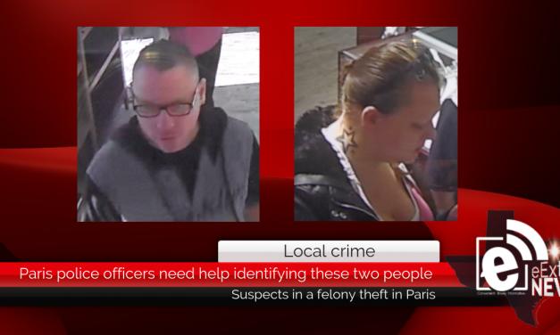 Paris police need help identifying suspects || Reward offered