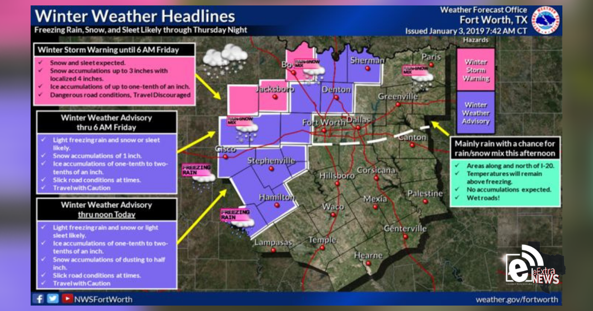 Snow still possible for today || Weather outlook