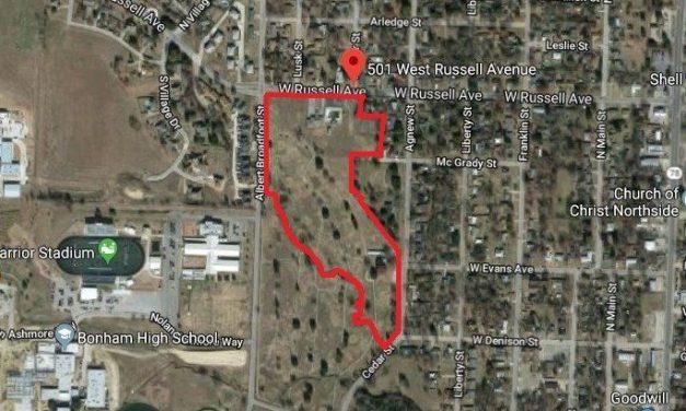 Bonham Country Club for sale in Bonham, Texas    $675,000