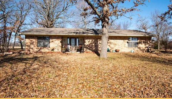 Two bedroom home for sale in Powderly, Texas || $139,900