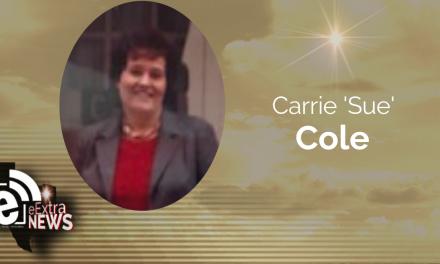 Carrie 'Sue' Cole || Obituary