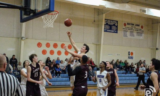 Historic Roxton plays last home game
