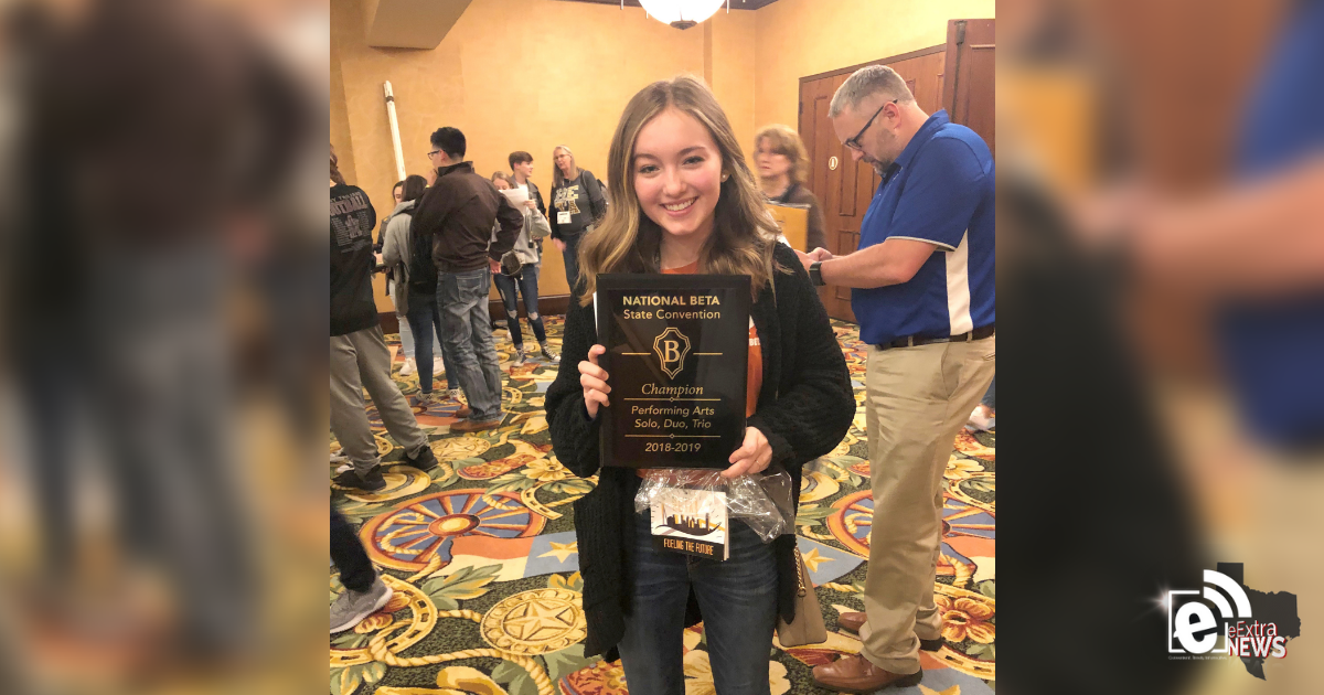 NLHS Beta places first at state || Merideth Puckett