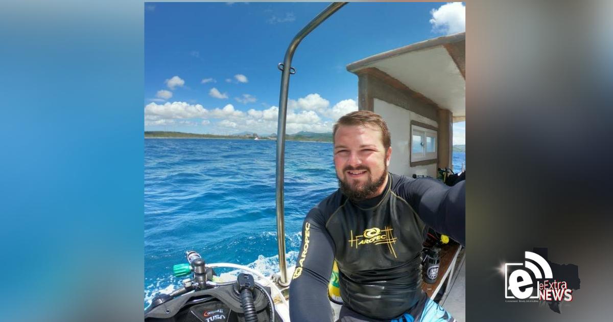 North Lamar graduate is overseas protecting our oceans || Robert Allard