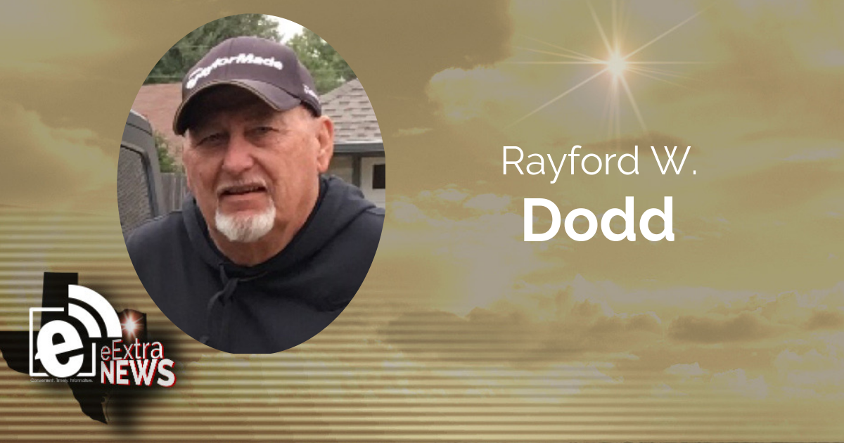 Rayford W. Dodd of Paris || Obituary