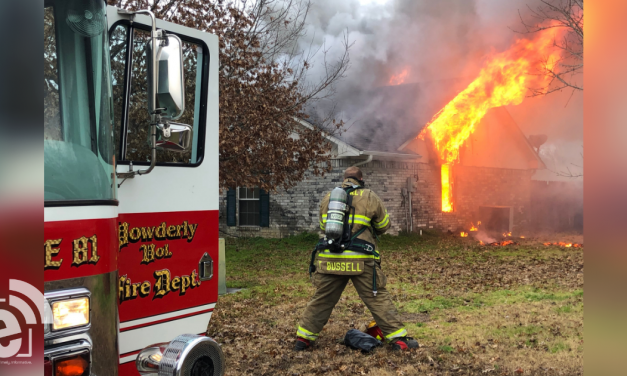BREAKING: Firefighters are fighting a house fire on Helena Drive || Updated 10:20 a.m.
