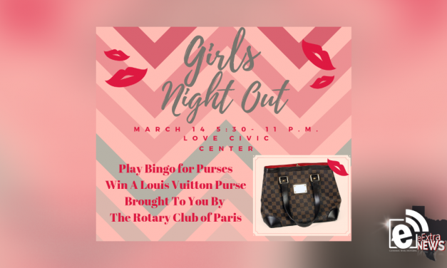 Only 40 tickets left for A Girls Night Out || Win a Louis Vuitton purse
