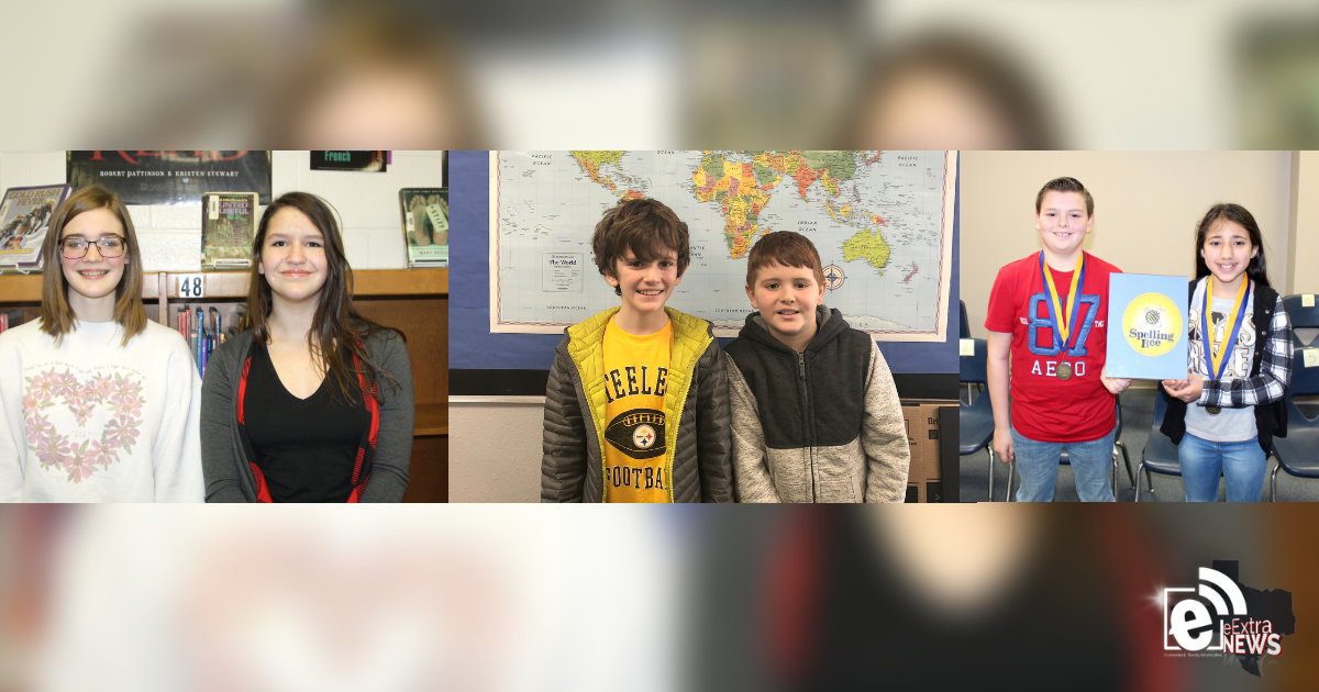North Lamar spellers advance to Lamar County