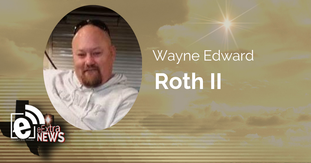 Wayne Edward Roth II of the Hopewell Community